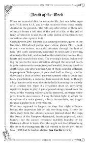 d b book review the beat goes on calendarium of deceased  d b book review the beat goes on calendarium of deceased musicians digital in berlin