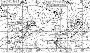 North Atlantic Weather Charts Mariners Weather Log Vol 47 No 1 Spring Summer 2003