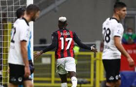 AC Milan v Spezia Calcio - Serie A 653936
