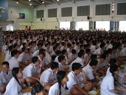 school should start later a persuasive essay could also be used students of nan hua high school gathering in the school hall