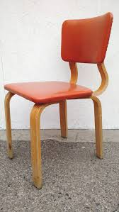 original 1940 thonet bentwood dining chairs set of eight at 1stdibs