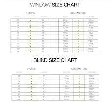 Curtain Sizes
