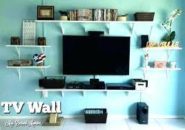floating wall shelf under tv wall shelves for under wall shelf wall shelves ideas wall mount floating wall shelf under tv