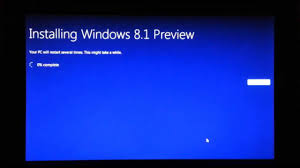 Upgrading From Windows 1 0 To Windows 8 On Actual Hardware