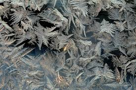 Intricate Patterns Amazing Macro Beautiful Intricate Patterns Of Frost On The Glass In A
