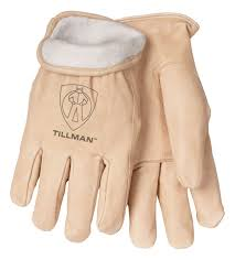 we line three drivers 1412 gloves with fleece