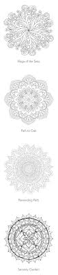 403 Best Mandaly Images On Pinterest Coloring Books Adult