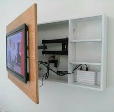 Amazing of Wall Mounted Tv Unit Best 20 Tv Wall Cabinets Ideas On Pinterest  White Entertainment