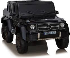 Купить Jiaxing <b>Dongma Mercedes</b>-<b>Benz</b> G63 6x6 Short черный в ...
