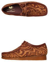 Mens Wu Tang Wallabee Lo Shoe