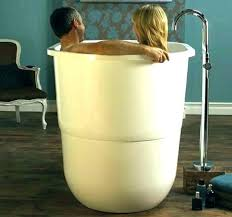 round soaking tub. Two Person Soaking Tub Small Round Extra Bathtub For Sale Tubs Sized Bathrooms Dimensions