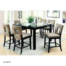 dining table black glass round glass table and chairs inspirational most fab glass dining round room