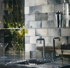 Ann Sacks Glass Tile Backsplash Plans Simple Design Ideas