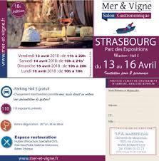 18ème édition du salon de printemps mer vigne à strasbourg