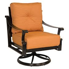 swivel and rocking chairs. Swivel Rocking Chairs For Patio Seating Sling Aluminum Rocker Dining And O