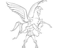 Small Picture Free Printable Pegasus Coloring Pages For Kids
