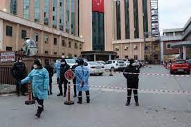 Son Dakika! Gaziantep'te bir hastanenin koronavirüs yoğun bakım servisinde  oksijen tüpü patladı: 9 kişi hayatını kaybetti - Haberler