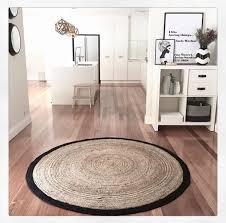 black jute rug kmart home inspo love circle braided rugs square nuloom handmade luna moroccan trellis