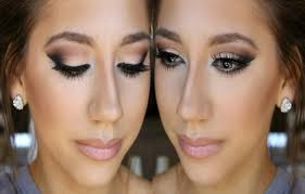 Prom Makeup 2014 Neutrals For Any Color Dress Youtube