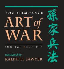 the plete art of war sun tzu sun pin