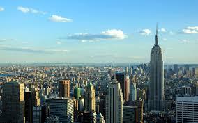 New York City Wallpaper For Bedroom New York Skyline Wallpaper