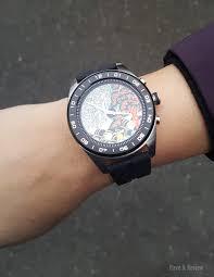 Best of both worlds: LG Watch W7 ...