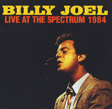 Official billy joel merchandise & vinyl. Billy Joel Live At The Spectrum 1984 2pro Cdr Midnight Dreamer Md 861a B Discjapan