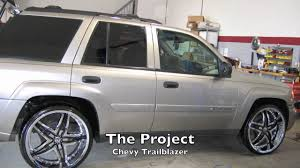 Custom Car Audio/Video Install - Chevy Trailblazer - YouTube