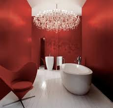 Image Modern Bathroom Weve Gathered Gallery Of Cool Red Bathroom Designs That Should Provide You With Inspiration Just Make Sure That You Wont Overdecorate Your Bathroom Interior Design 39 Cool And Bold Red Bathroom Design Ideas Interior Design