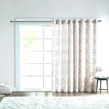 curtains for sliding glass doors patio door curtains grommet intelligent design medallion curtain panel slider curtains for sliding glass doors