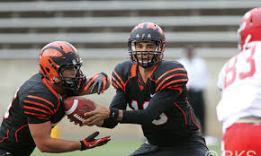 Princeton Football Depth Chart Ready For Action Princeton Alumni Weekly
