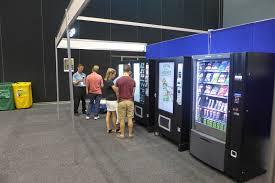 Vending Machine Expo Enchanting The Australian Vending Association