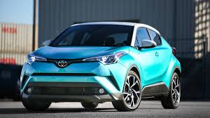 2018 Toyota C-HR review with price, horsepower and photo gallery