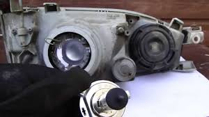 How to replace Toyota Camry headlight bulbs years 1991 to 2002 ...