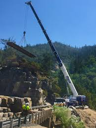 265 Ton Liebherr Crane Load Chart Bigges Expertise Comes Through For Tuolumne County Tri Dam