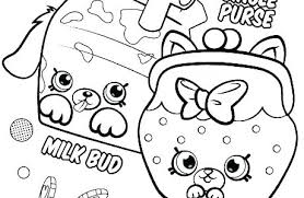 Shopkins Coloring Pages Free Printable Lips Page Kissing Lippy To
