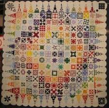 Jane A. Stickle Quilt row B: JAS-B06 – Wild Goose Chase | Charms ... & Bizarre Quilter: Jane A. Stickle quilts Adamdwight.com