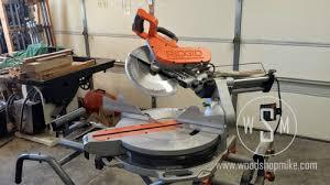 ridgid miter saw table. compound miter, ridgid ms1290lza miter saw table 6
