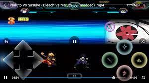 Naruto Vs Sasuke - Bleach Vs Naruto 3 3 modded