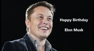 Happy Birthday Elon Musk Birthday Video Greeting