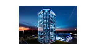 Car Vending Machine Nashville Gorgeous Carvana Debuts Newest Car Vending Machine In Tampa Business Wire