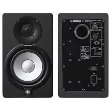 yamaha studio monitors. yamaha hs-5 studio monitor speaker monitors
