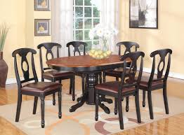 Oval Kitchen Table And Chairs Kitchen Oval Kitchen Table With Elegant Round Amp Oval Dining