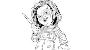 Small Picture 13 Pics Of Scary Doll Coloring Pages Voodoo Doll Coloring Pages