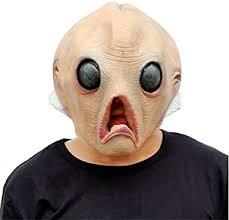 Halloween Novelty Mask Scary Halloween Costume ... - Amazon.com