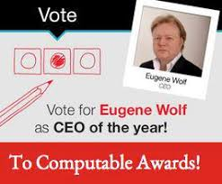 """Fruition Partners on Twitter: """"Help our #CEO Eugene Wolf win the 'CEO of  the Year' prize by giving him your vote! http://t.co/oVH5gqu6Zs  http://t.co/RprTn3IRrr"""""""