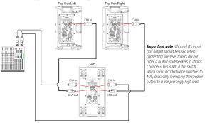 qsc service k and kw wiring configurations explained typical wiring configurations