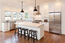 light hardwood floors in kitchen. Plain Light This Beautiful Warm Wood Floor Adds Color And Interest To This Lovely Cool  White Kitchen On Light Hardwood Floors In Kitchen G