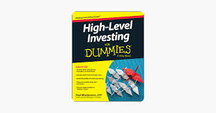 <b>High Level</b> Investing For Dummies on Apple Books