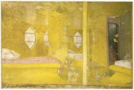 Painting The Bedroom Konstantin Melnikov Painting Of The Bedroom In Icon Like Gold